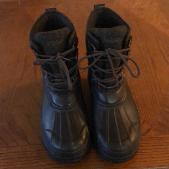 Polo by Ralph Lauren Other - Polo crestwick mens boots